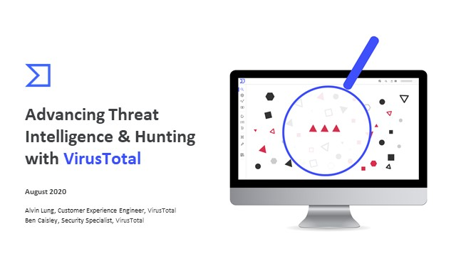 Advancing Threat Intelligence & Hunting with VirusTotal