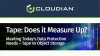 Tape: Does It Measure Up? Today's Data Protection Needs–Tape vs Object Storage