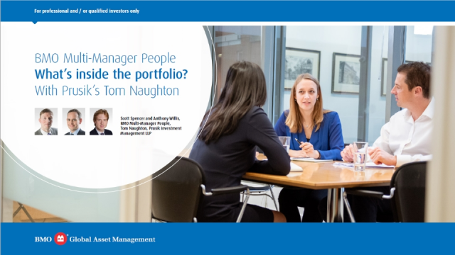 Multi-Manager People: What's inside the portfolio? With Prusik's Tom Naughton