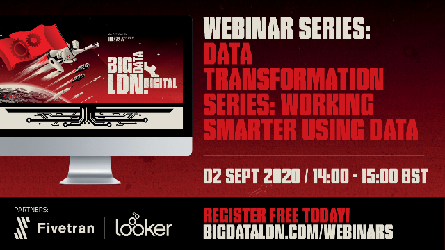 Data Transformation Series: Working Smarter using Data