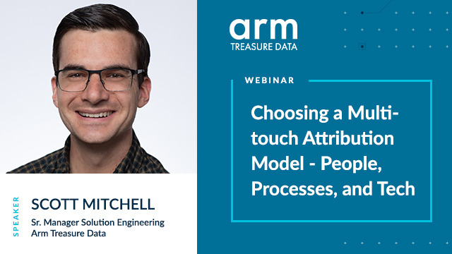 Choosing a Multi-touch Attribution Model - People, Processes, and Tech