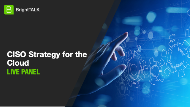 CISO Strategy for the Cloud