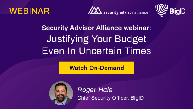 Justifying Your Cybersecurity Budget Even In Uncertain Times