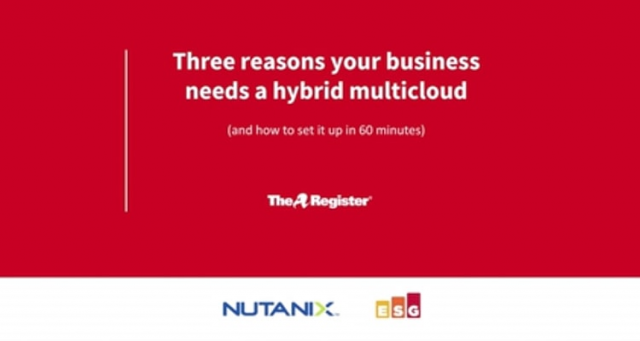 Three reasons you need a hybrid multi-cloud and how to set it up