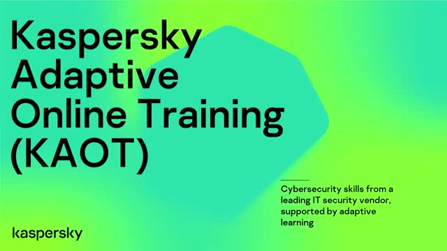 Adaptive Online Training for sustainable cybersafe behaviour