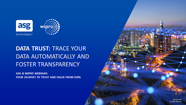 Discover the Key to Data Trust: Trace Your Data Automatically