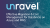 Effective Migration & Cost Management for Databricks on Azure and AWS