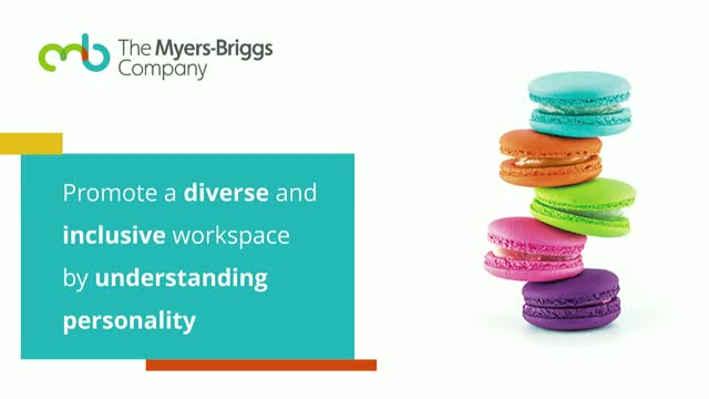 Promote a diverse and inclusive workplace by understanding personality