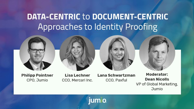 Data Centric to Document-Centric Approaches to Identity Proofing