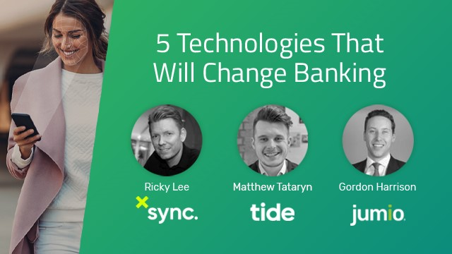 5 Technologies that will change the face of Banking and FSI this decade