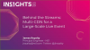 Behind the Streams: Multi-CDN for a Large-Scale Live Event