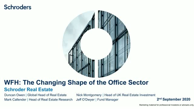 WFH: The changing shape of the office sector