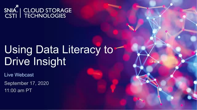 Using Data Literacy to Drive Insight