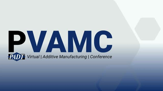Use of additive manufacturing for product development at Otter Products - PVAMC