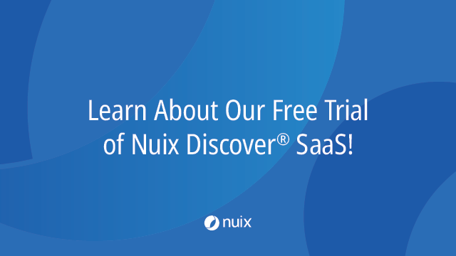 Learn About Our Free Trial of Nuix Discover SaaS!