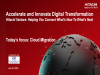 Accelerate and Innovate Digital Transformation Through Cloud Migration