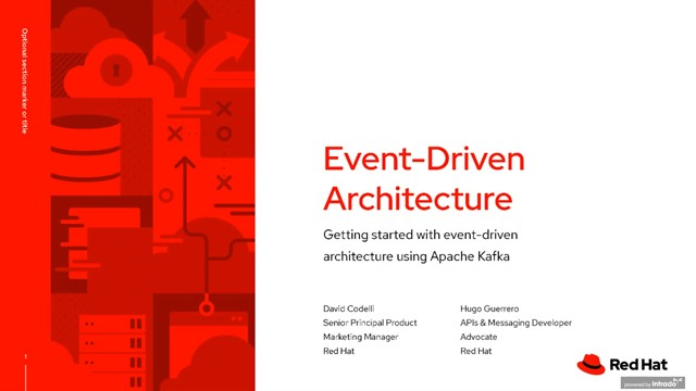 Getting started with event-driven architecture using Apache Kafka