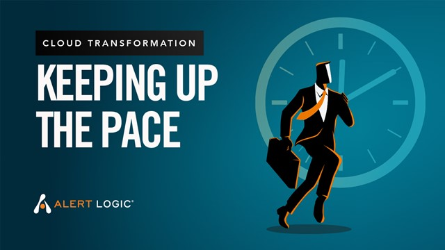Cloud Transformation: Keeping up the pace [Ep 3 of 4]