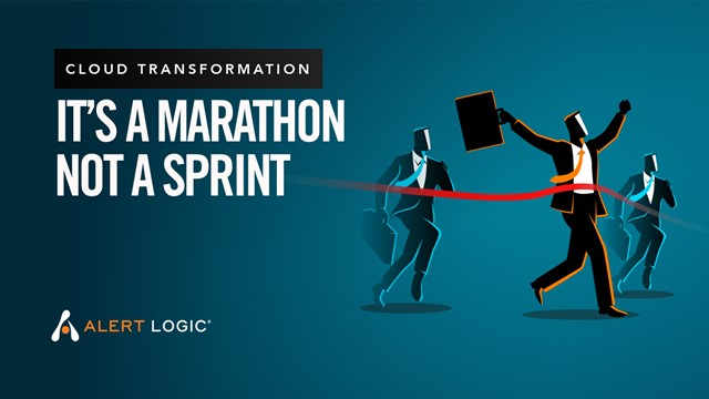 Cloud Transformation: It's a marathon not a sprint {Ep 4 of 4]