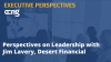 Perspectives on Leadership with Jim Lavery