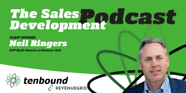 Neil Ringers - Taking CRM to the Next Level with Sales Engagement