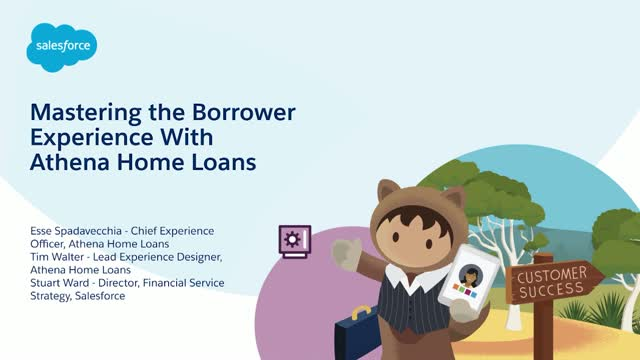Mastering the Borrower Experience with Athena Home Loans