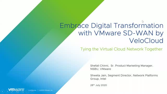 Embrace Digital Transformation with VMware SD-WAN by Velocloud