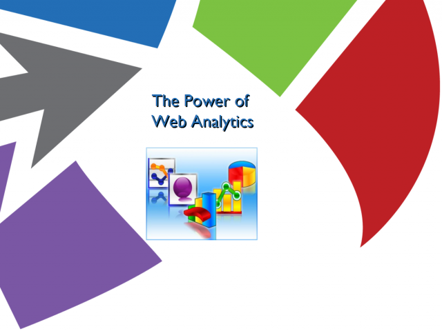 The Power of Web Analytics