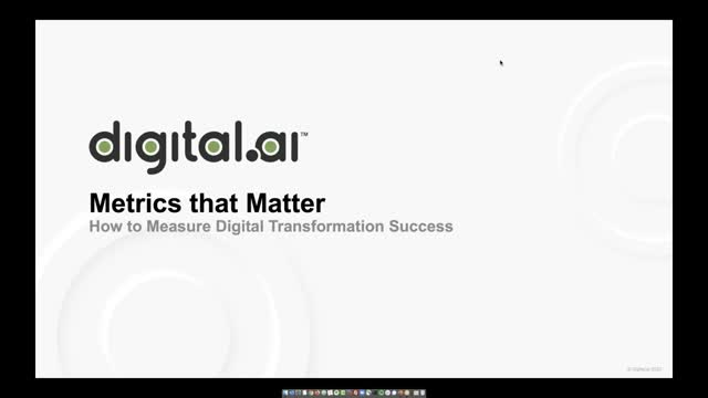 Metrics That Matter: How to Measure Digital Transformation Success