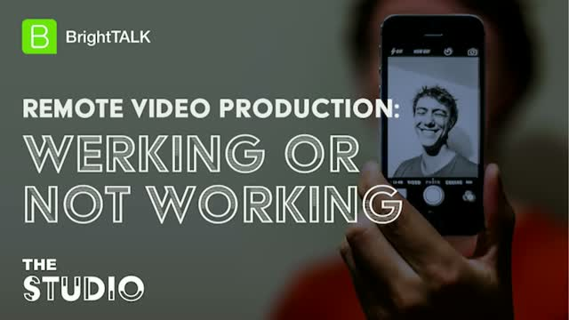 The Studio: Remote Video Production