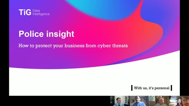 Police insight – How to protect your business from cyber threats