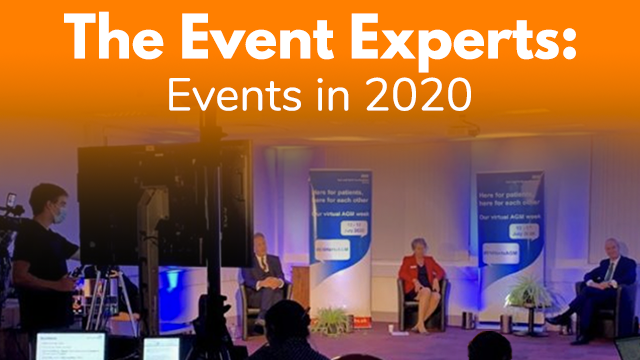 Event Experts: Future of Events in 2020
