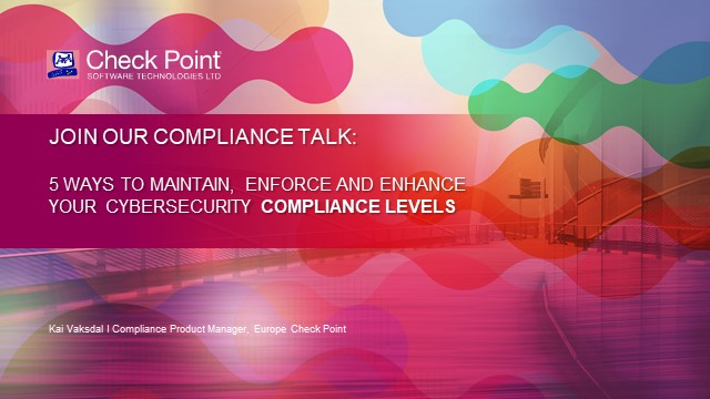 5 ways to maintain, enforce and enhance your cyber security compliance levels