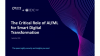 The Critical Role of AI & ML For Smart Digital Transformation
