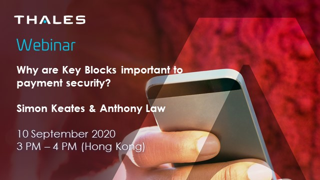 Why are Key Blocks important to payment security?