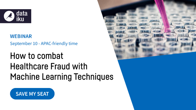 How to Combat Healthcare Fraud Using Machine-Learning Techniques