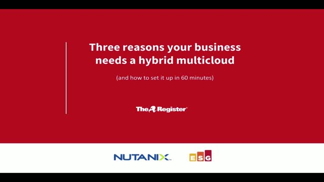 3 Reasons Your Business Needs a Hybrid Multicloud