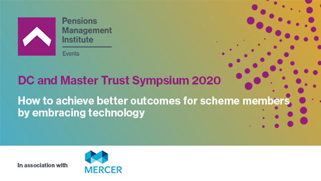 How to achieve better outcomes for scheme members by embracing technology.