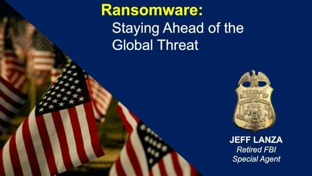 Ransomware: Staying ahead of the global threat