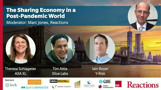 The Sharing Economy in a Post-Pandemic World