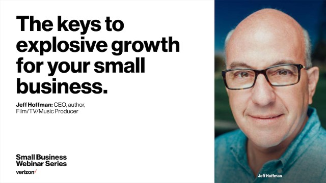 The keys to explosive growth for your small business