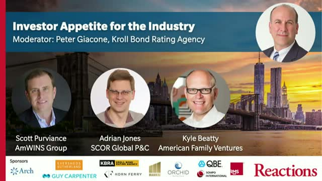 Investor Appetite for the Industry