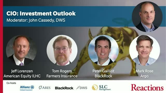 CIO: Investment Outlook