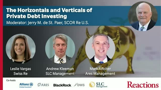 The Horizontals and Verticals of Private Debt Investing