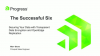 The Successful Six: Securing Your Data with OpenEdge Replication + Transparent D