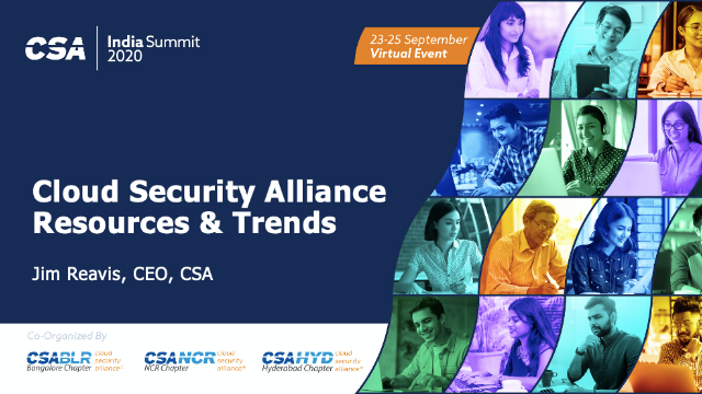 Cloud Security Alliance Resources & Trends