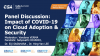 Impact of COVID-19 on Cloud Adoption & Security