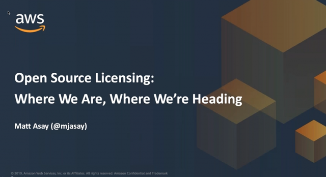 The Open Source Licensing World Today and Where It's Heading