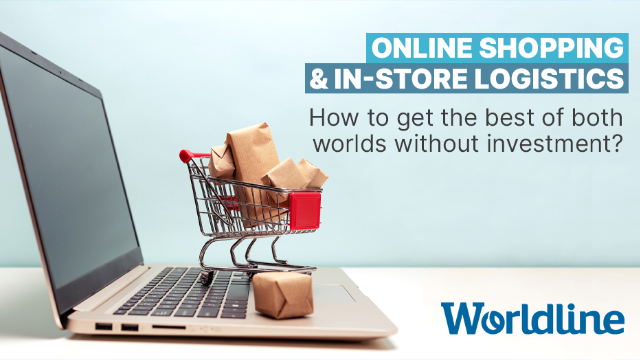 E-commerce & store logistics: Get the best of both worlds without investment