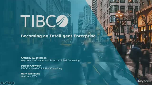 Becoming an Intelligent Enterprise